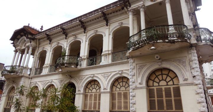 House 110-112 Vo Van Tan Ho Chi Minh – Vietnam