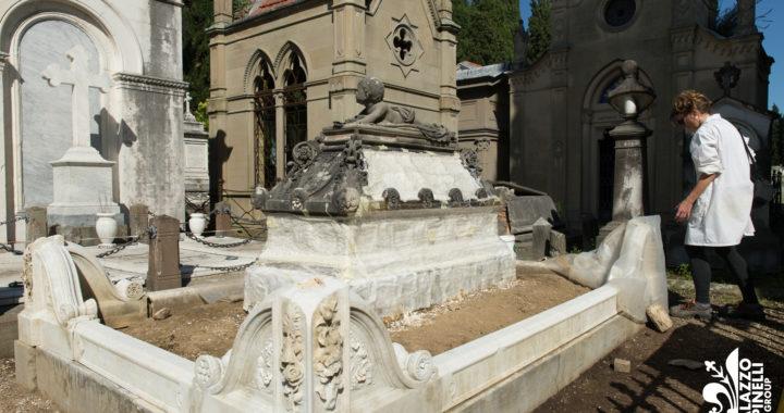 Porte Sante – Monumento Funebre di Giulia Landucci