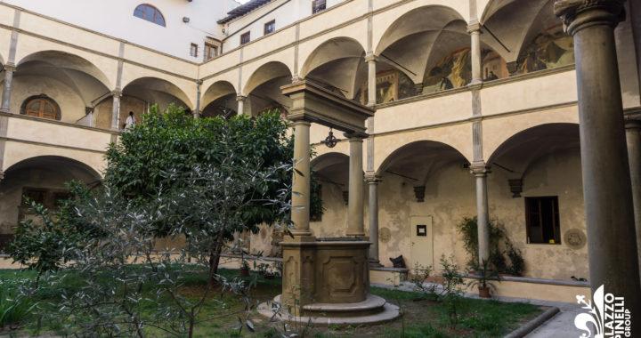 Chiostro degli Aranci – Badia Fiorentina