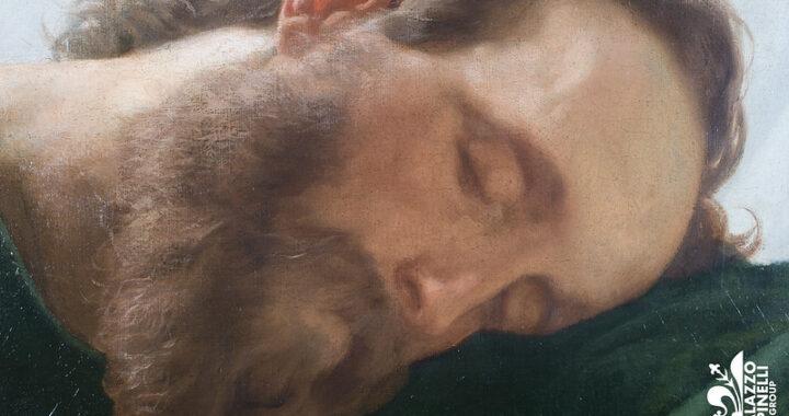 """Dipinto """"Il Sogno di San Giuseppe"""" di Antonio Ciseri"""